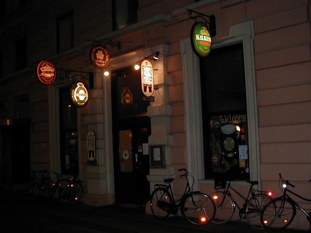 the shamrock inn